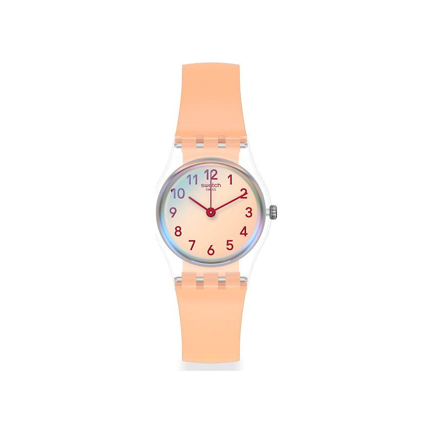 Swatch Damenuhr Casual Pink LK395
