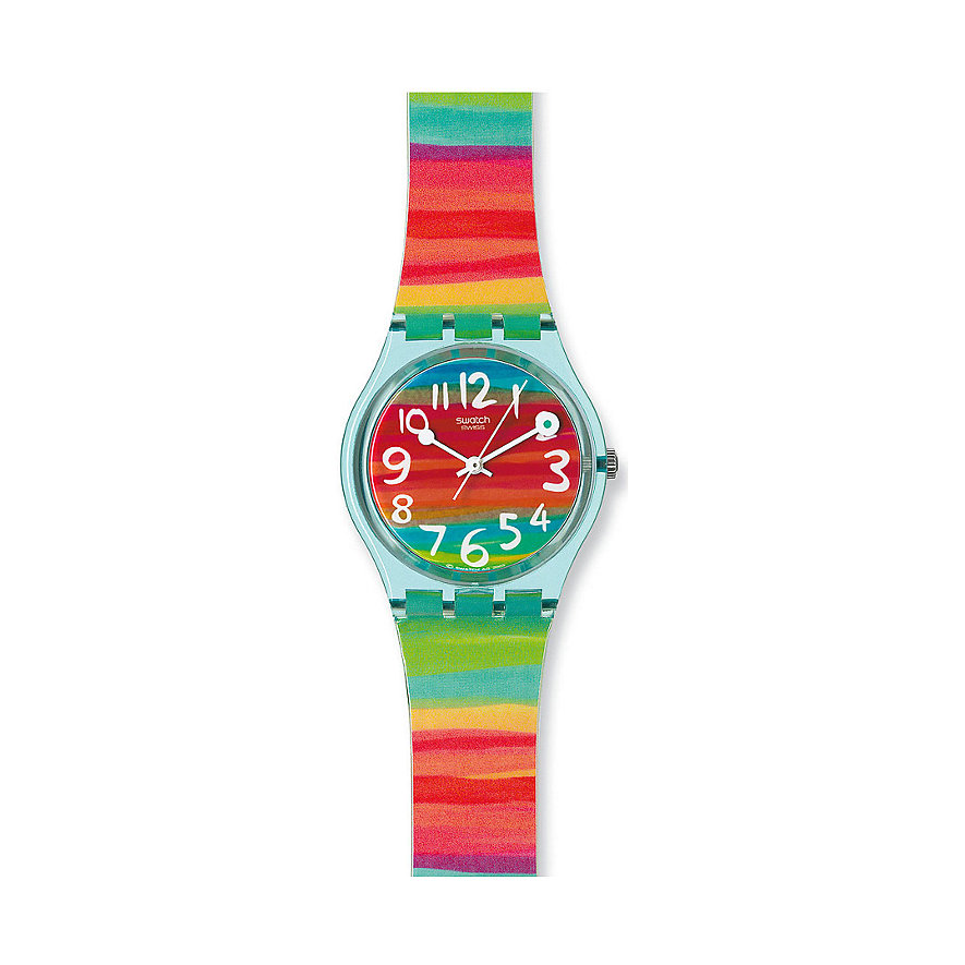 Swatch Damenuhr Color the Sky GS124