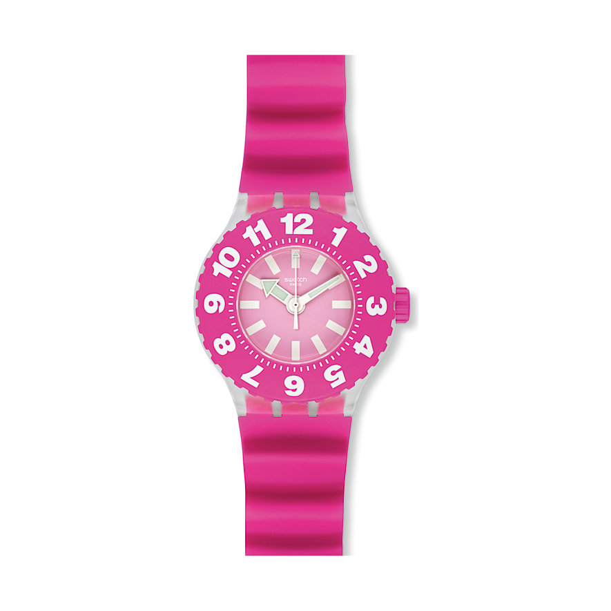 Swatch Damenuhr Die Rose SUUK113