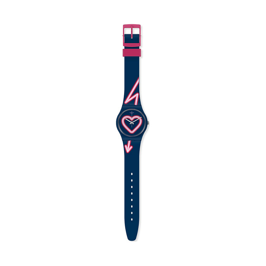 Swatch Damenuhr Flah Of Love GN267