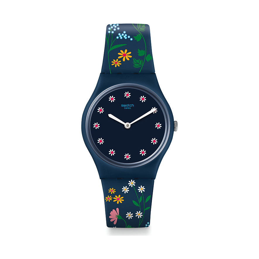 Swatch Damenuhr Flower Carpet GN256