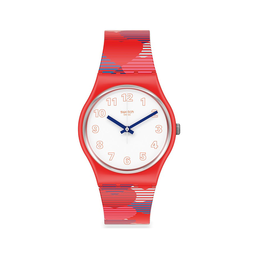 Swatch Damenuhr Heart Lots GR182