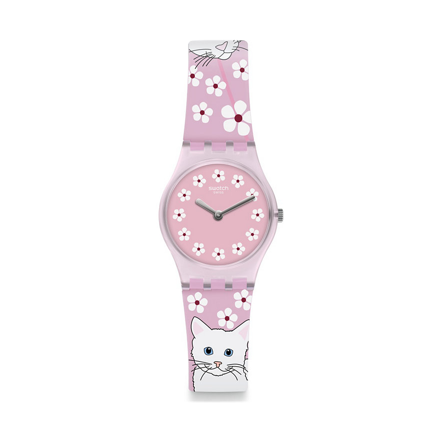 Swatch Damenuhr Minou Minou LP156