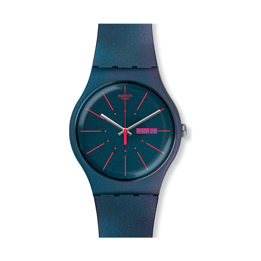 Swatch Damenuhr New Gentleman SUON708
