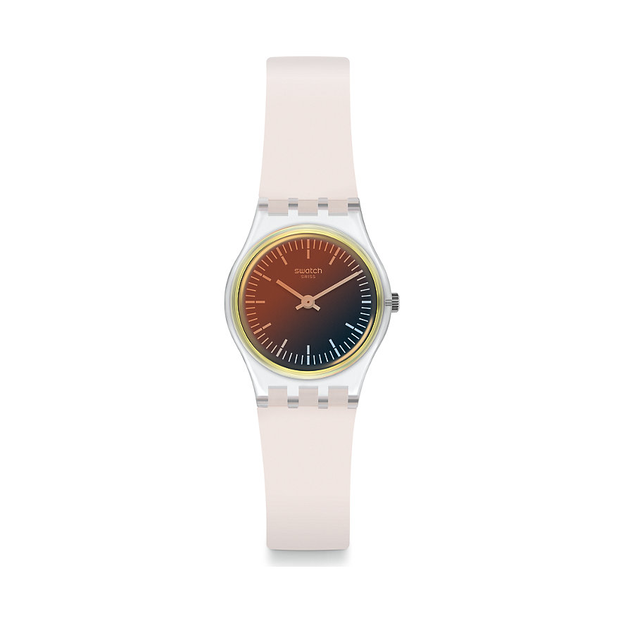 Swatch Damenuhr Ultra Golden LK391