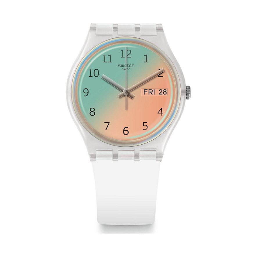 Swatch Damenuhr Ultrasoleil GE720