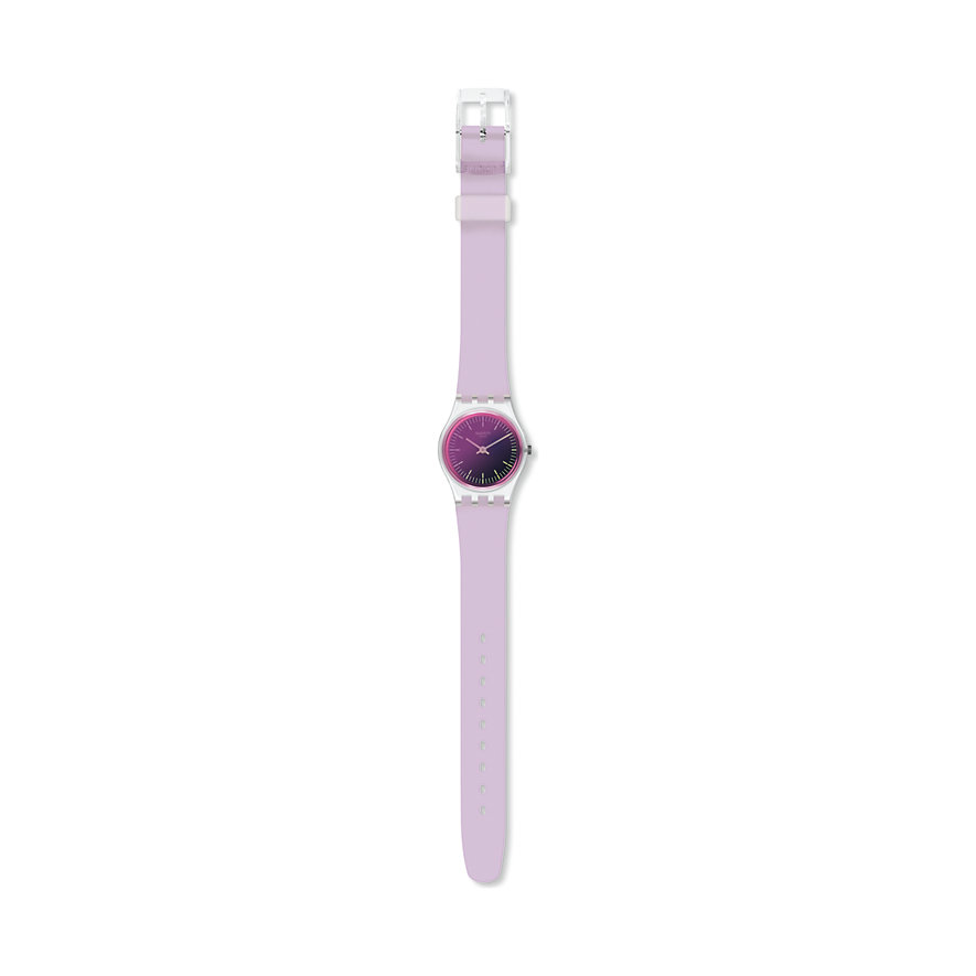Swatch Damenuhr Ultraviolet LK390