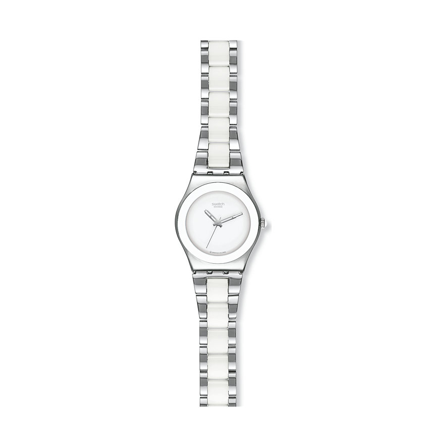 Swatch Damenuhr YLS141GC