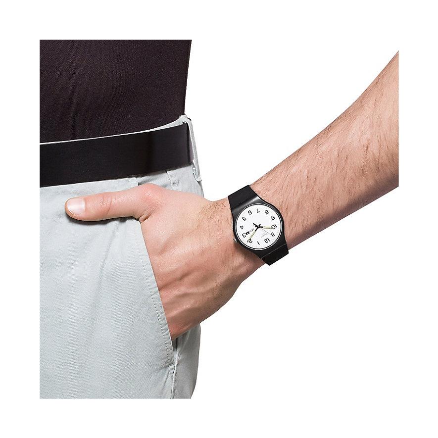 Swatch Herenhorloge SUOB705