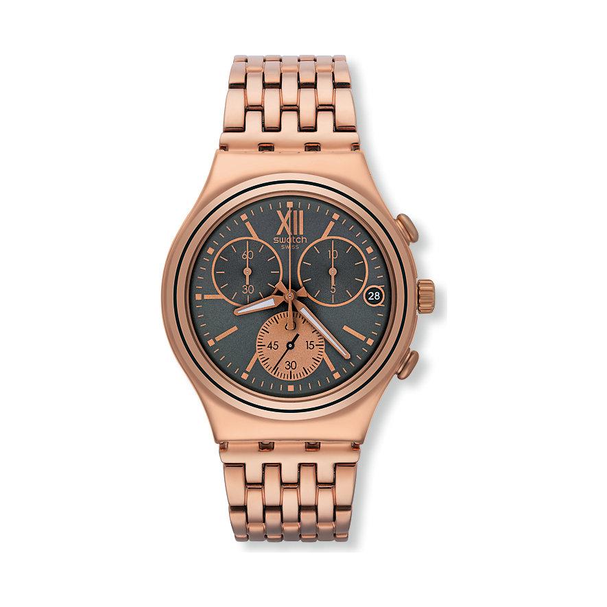 Swatch Herrenchronograph Masterglass YCG412G