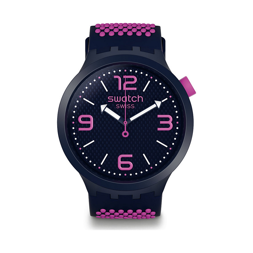 Swatch Herrenuhr Bbcandy SO27N103