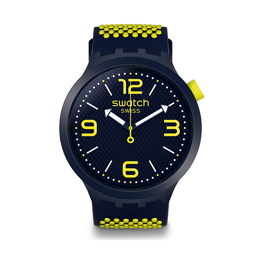 Swatch Herrenuhr Bbneon SO27N102