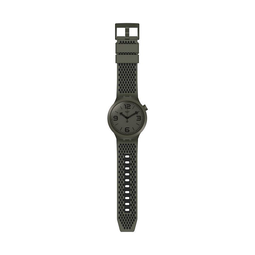 Swatch Herrenuhr Big Bold SO27M100