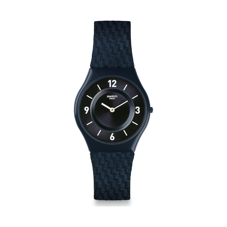 Swatch Herrenuhr Blaumann SFN123