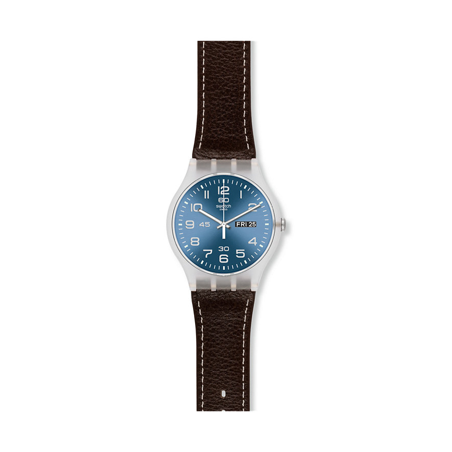 Swatch Herrenuhr Daily Friend SUOK701