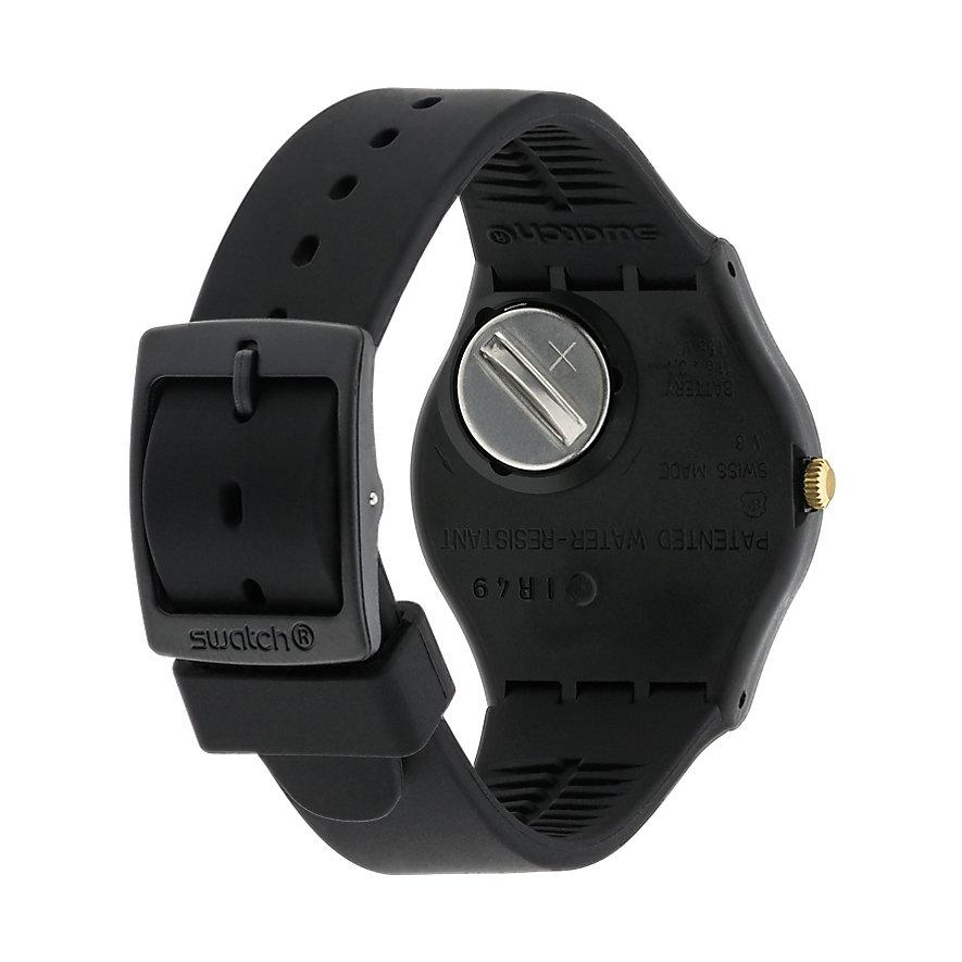 Swatch Herrenuhr Golden Tac GB274