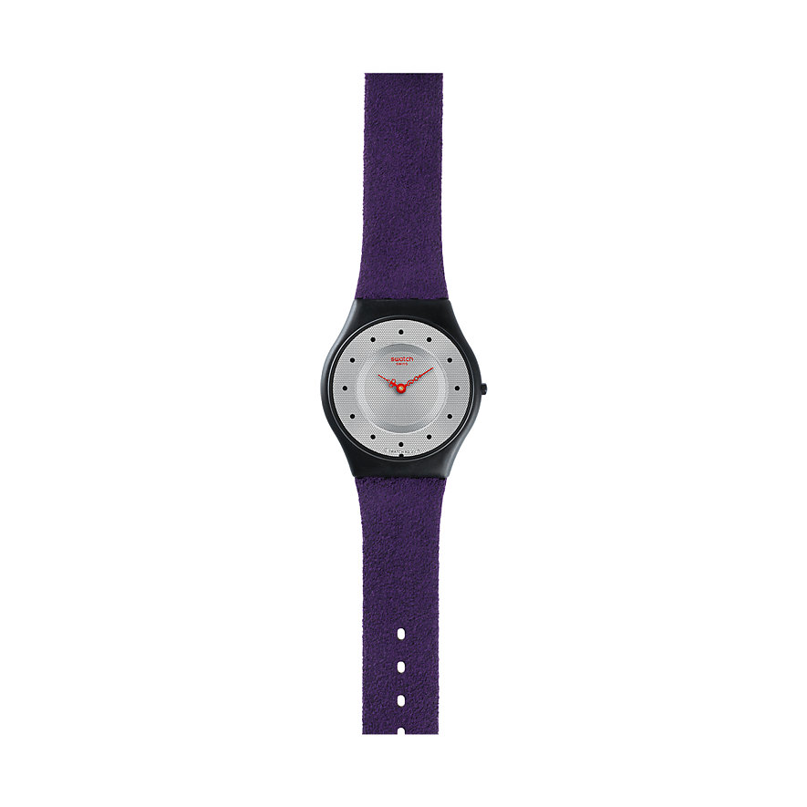 Swatch Herrenuhr Honeycomb SFB144