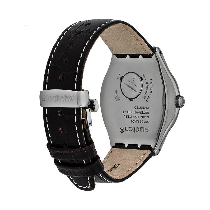 Swatch Herrenuhr Irony Big Classic YWS400