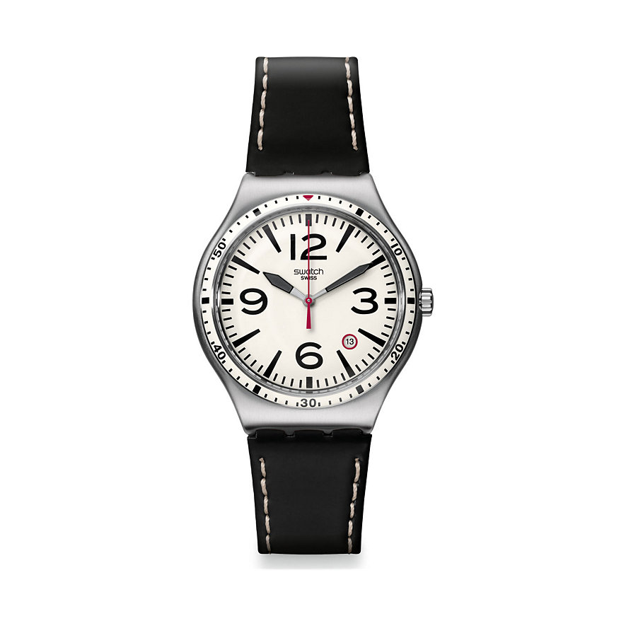Swatch Herrenuhr Irony Big Classic YWS403C