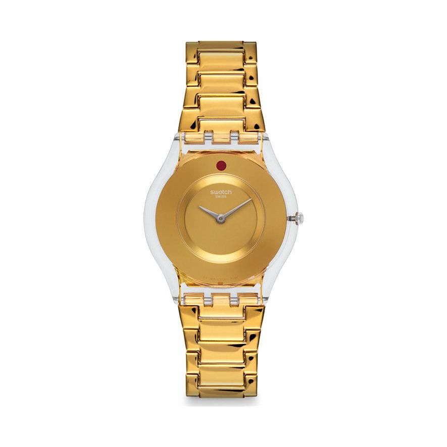 Swatch Herrenuhr Punto Rosso SFK399G