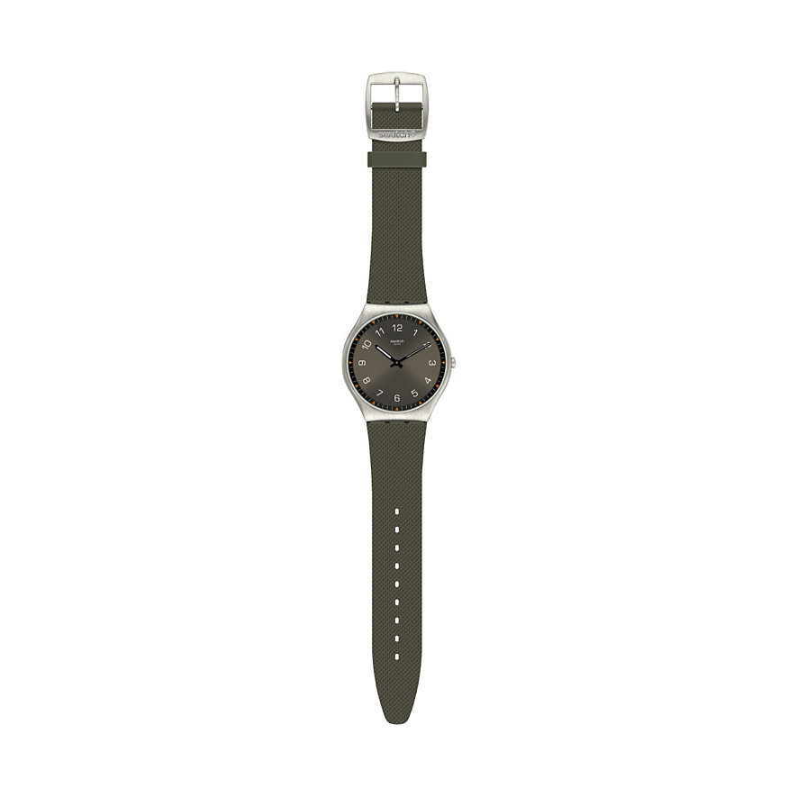 Swatch Herrenuhr Skinearth SS07S103