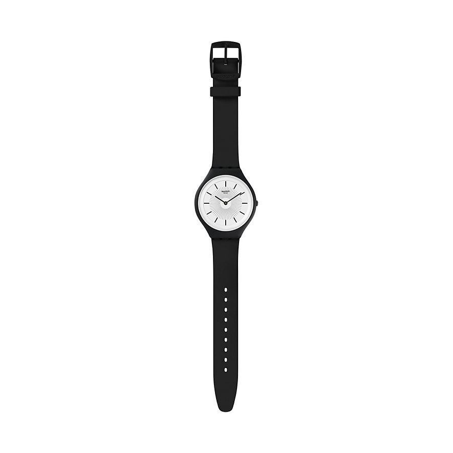 Swatch Herrenuhr Skinnoir SVUB100
