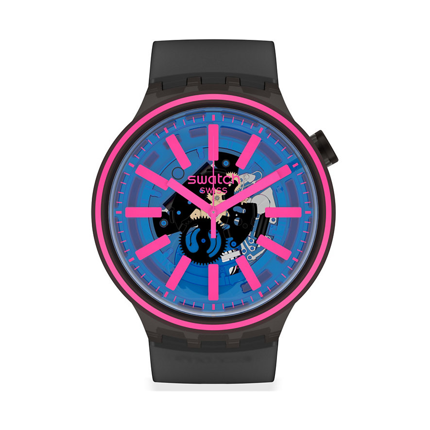 Swatch Herrenuhr SO27B111