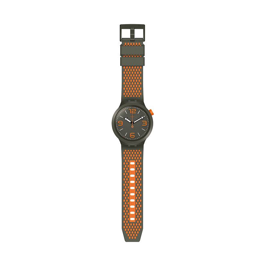 Swatch Herrenuhr SO27M101