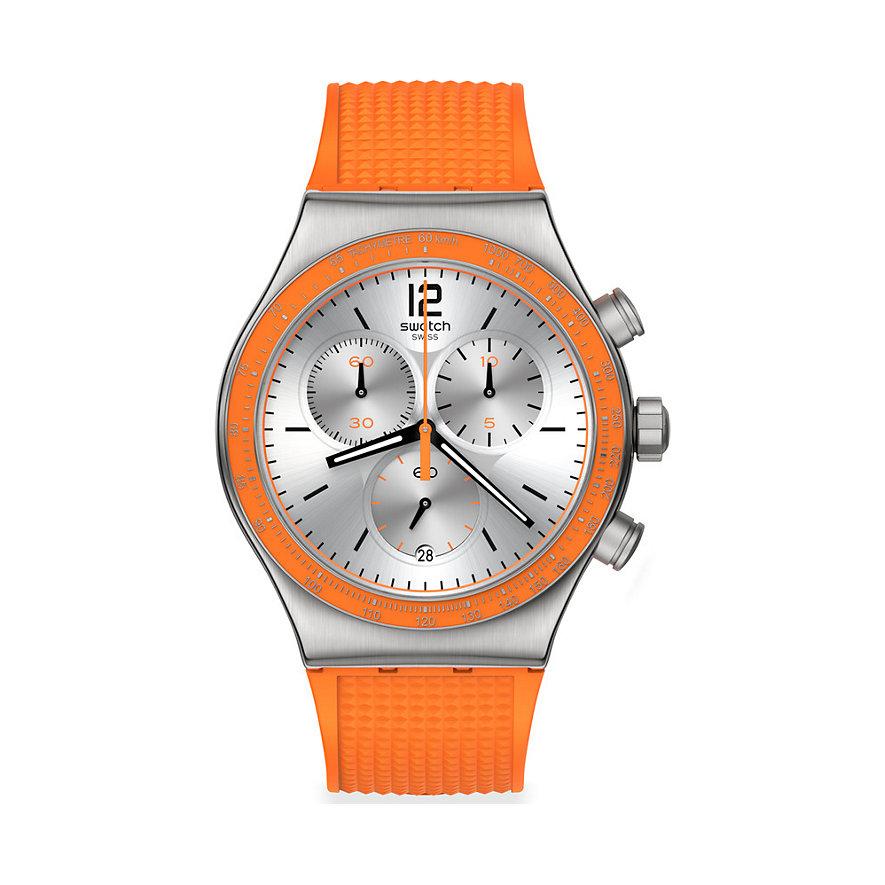 Swatch Herrenuhr YVS483