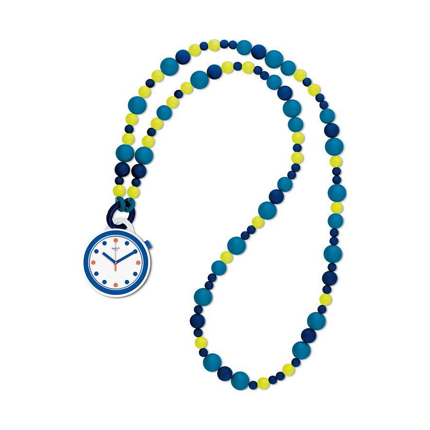 Swatch Kette mit Uhr Popiness Beads PNW103N