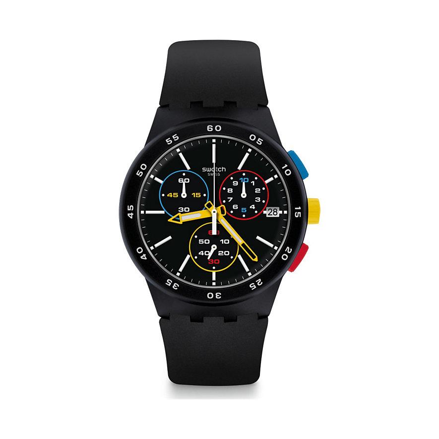 Swatch Montre unisexe SUSB416