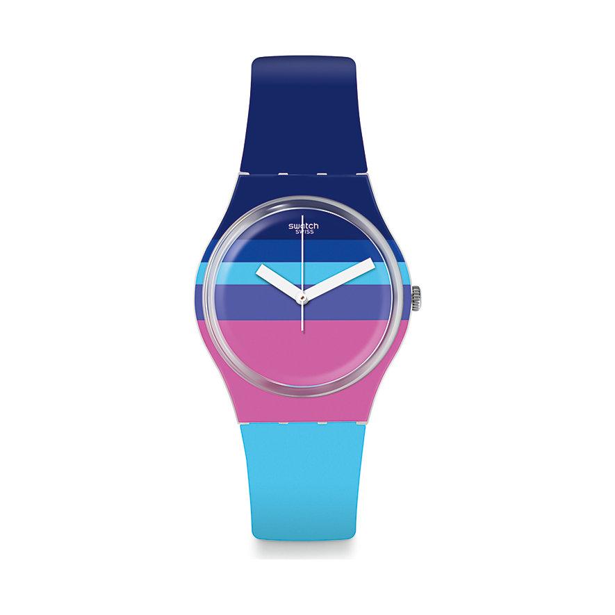 Swatch Unisexuhr Azulheure