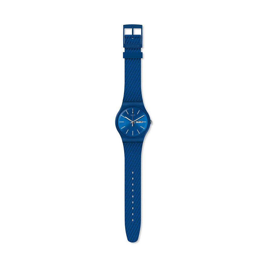 Swatch Unisexuhr Bricablue SUON711