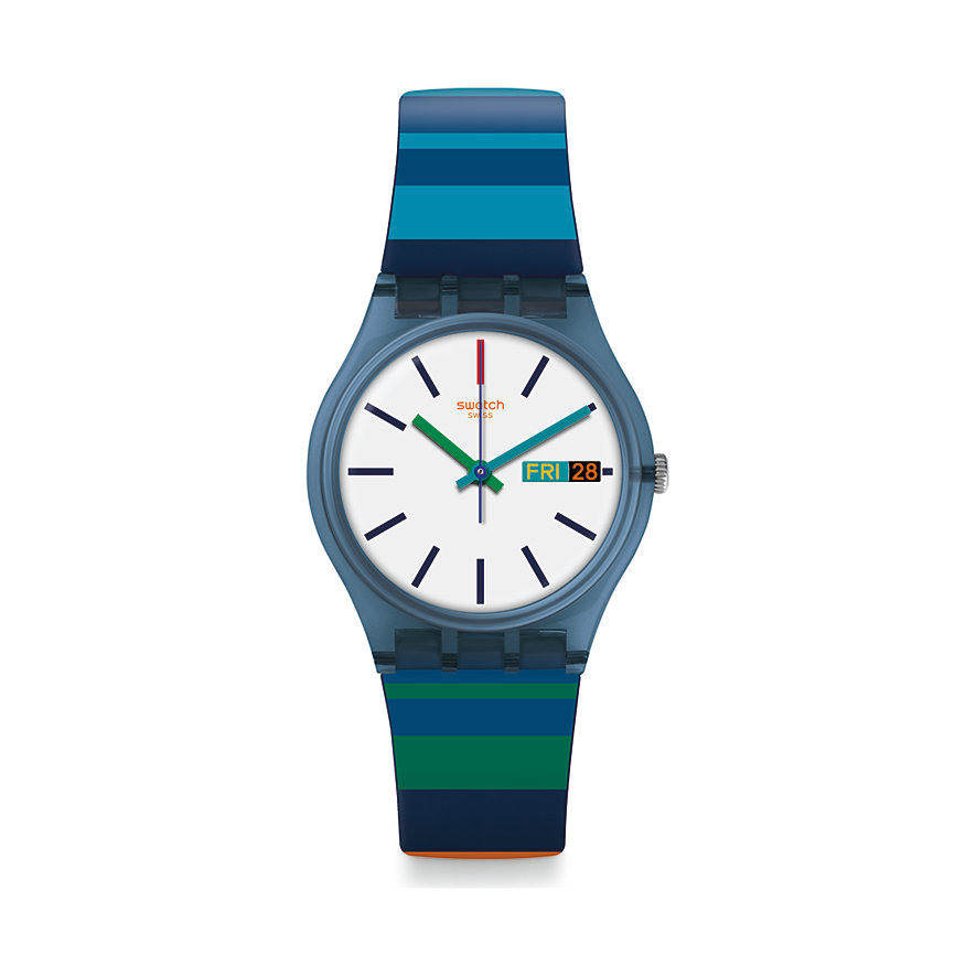 Swatch Unisexuhr Color Crossing GN724