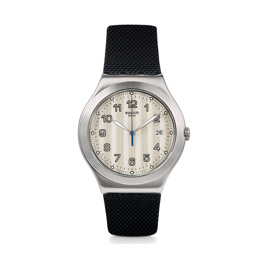 Swatch Unisexuhr Ctes Silver YWS437