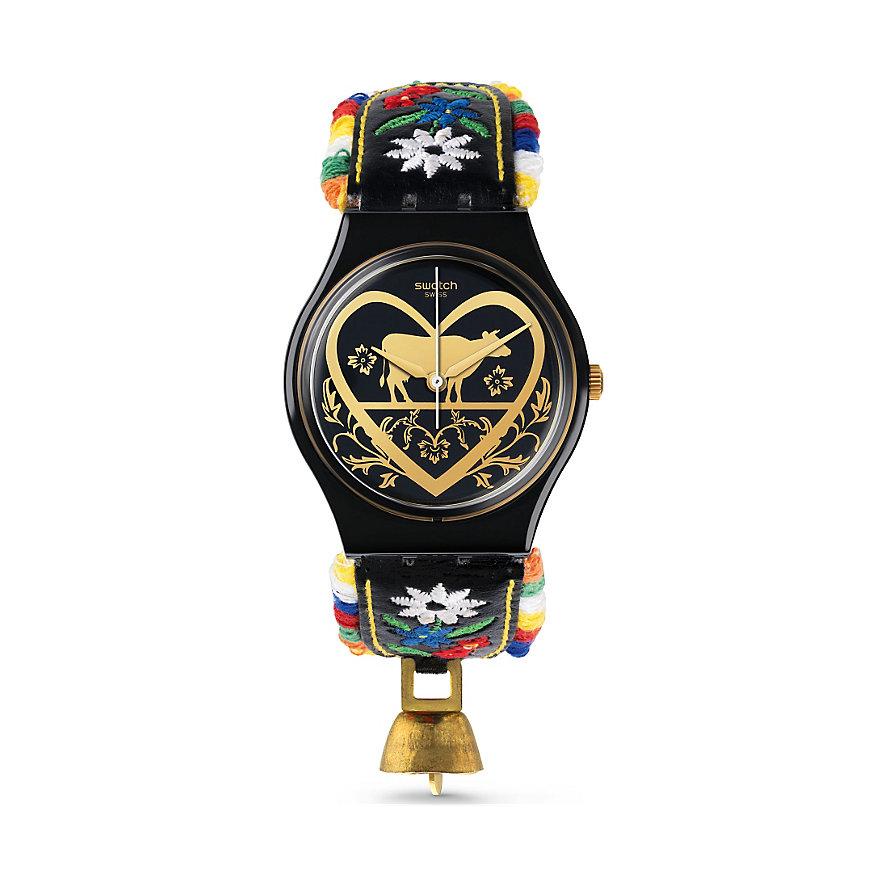 Swatch Unisexuhr Die Glocke GB285