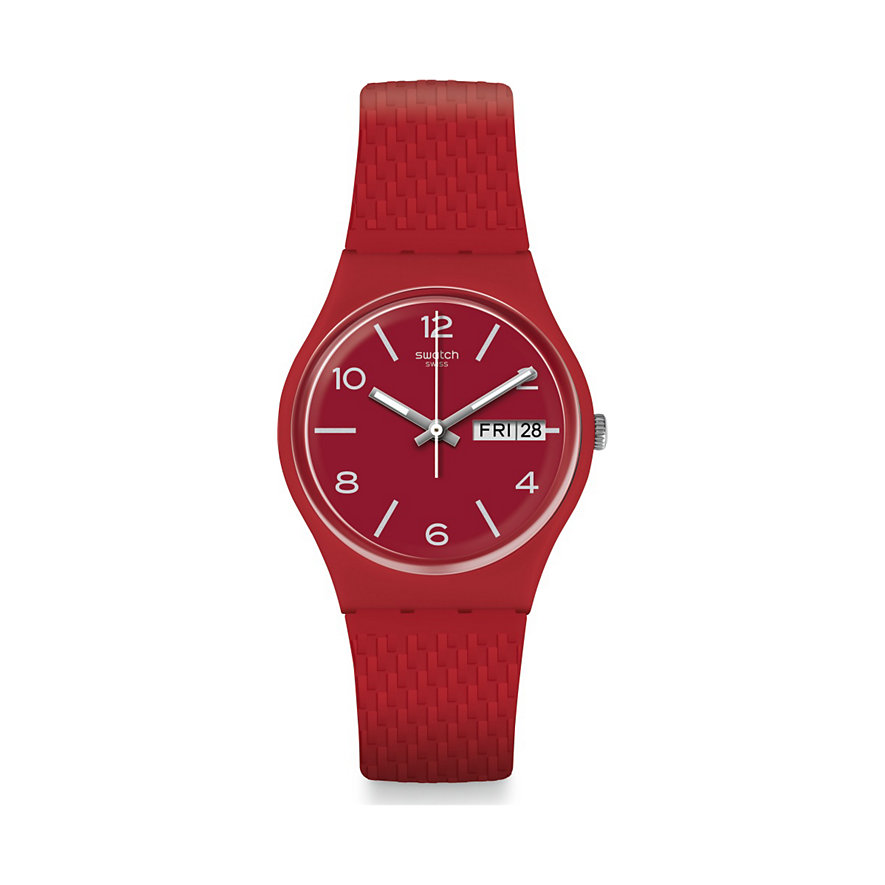 Swatch Unisexuhr Lazered GR710