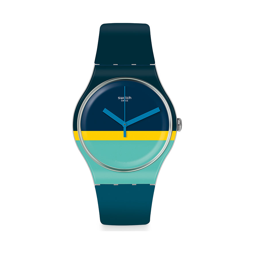 Swatch Unisexuhr Mentheure SUOW154