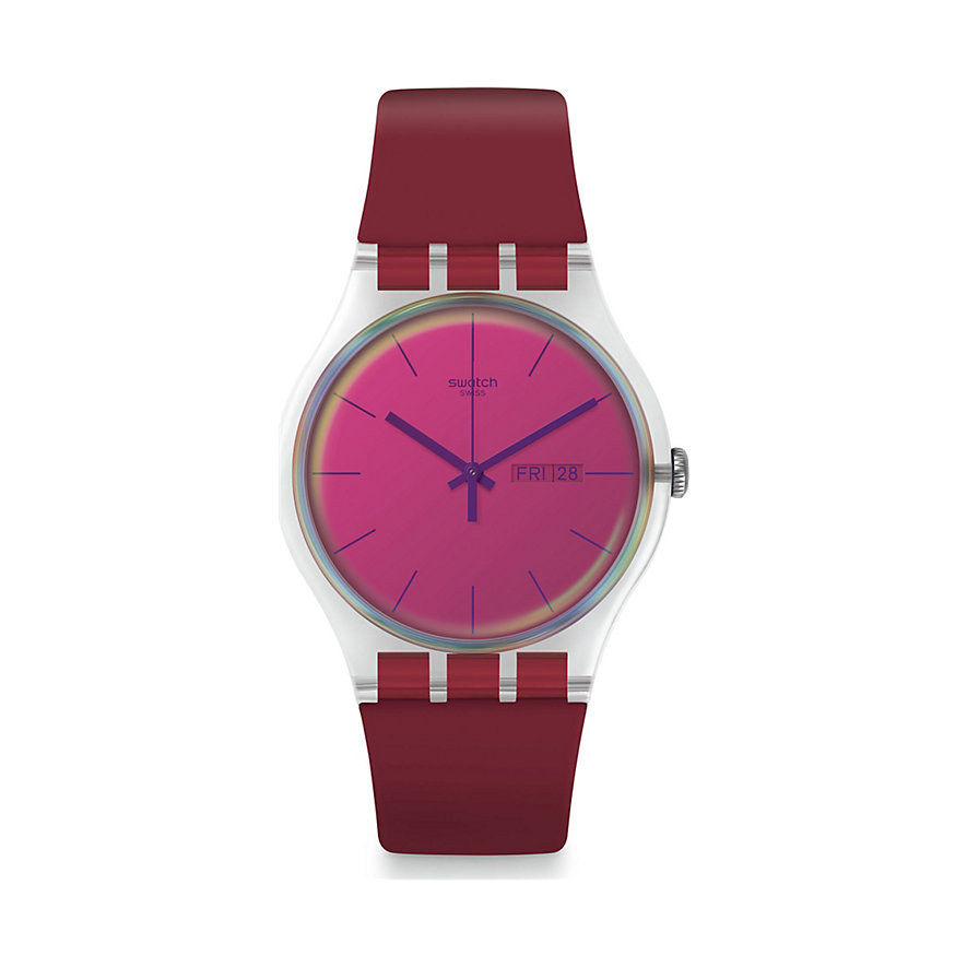 Swatch Unisexuhr Polared SUOK717