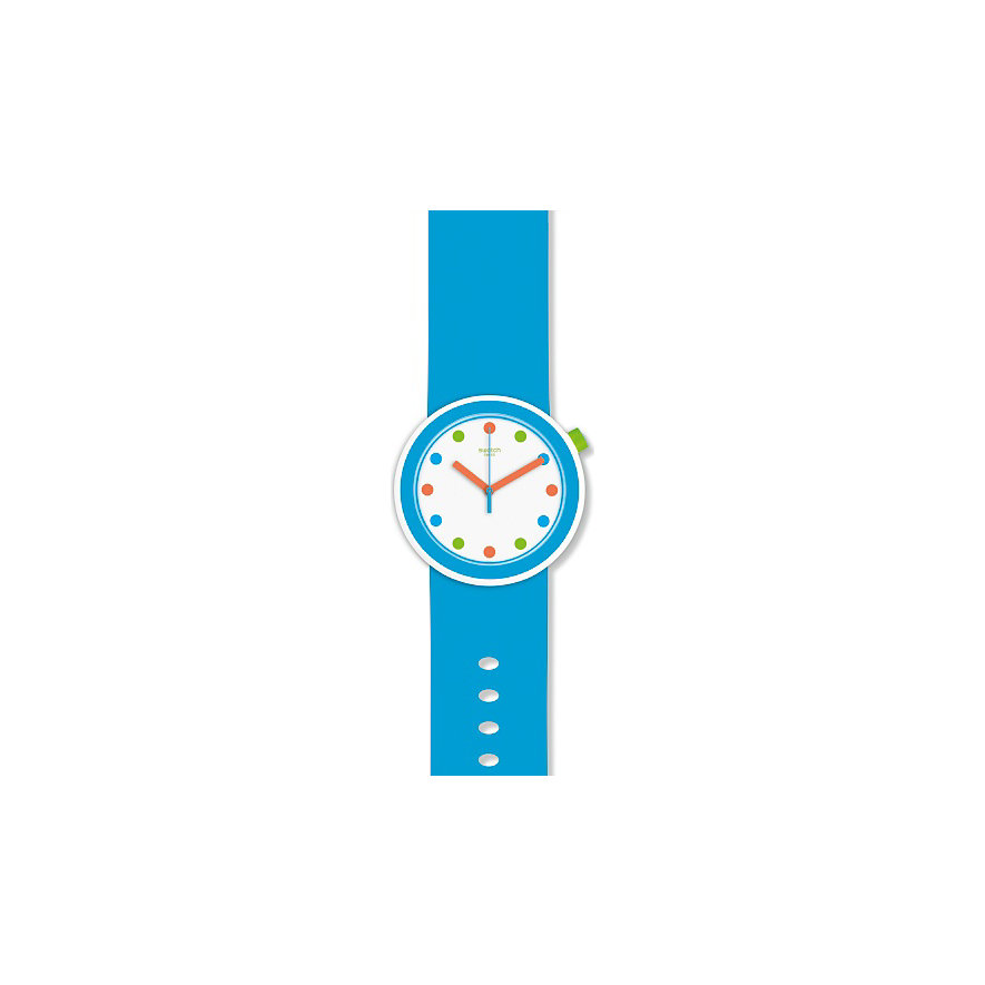 Swatch Unisexuhr Poppingpop PNW102