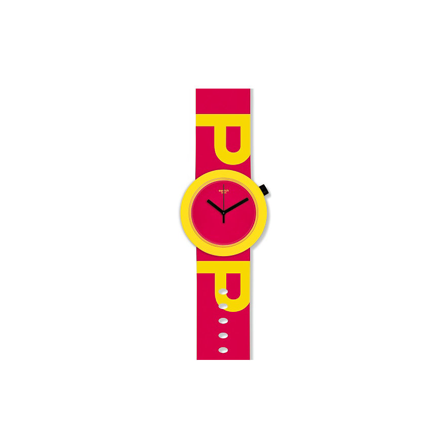 Swatch Unisexuhr Poptastic PNJ100