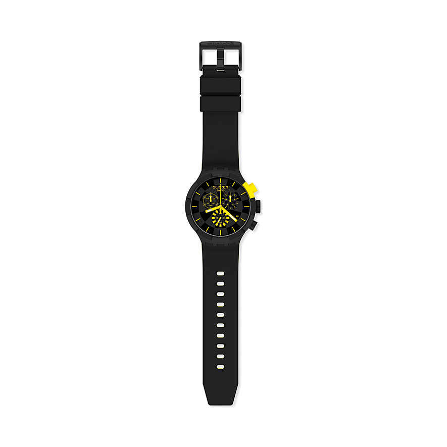 Swatch Unisexuhr SB02B403