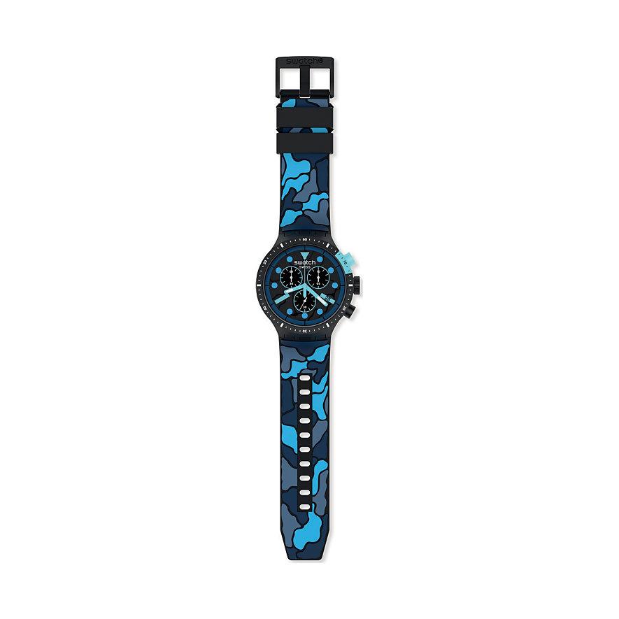 Swatch Unisexuhr SB02B408