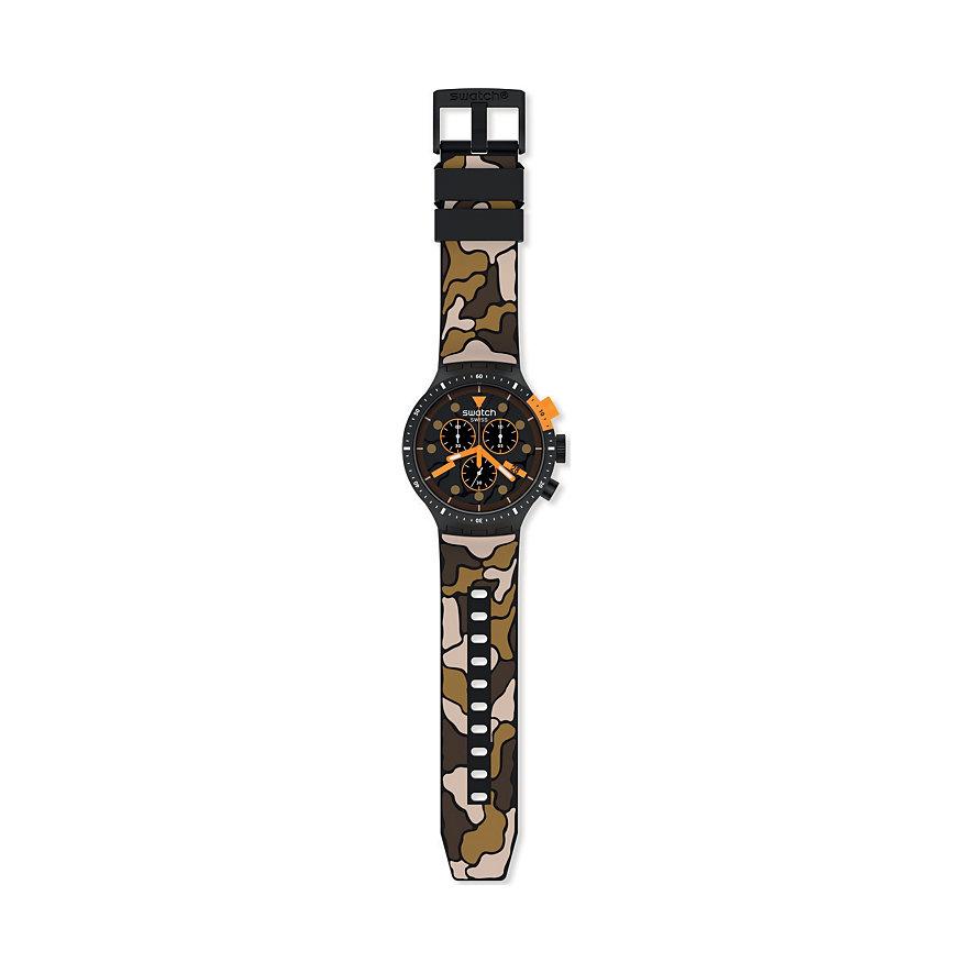 Swatch Unisexuhr SB02B410