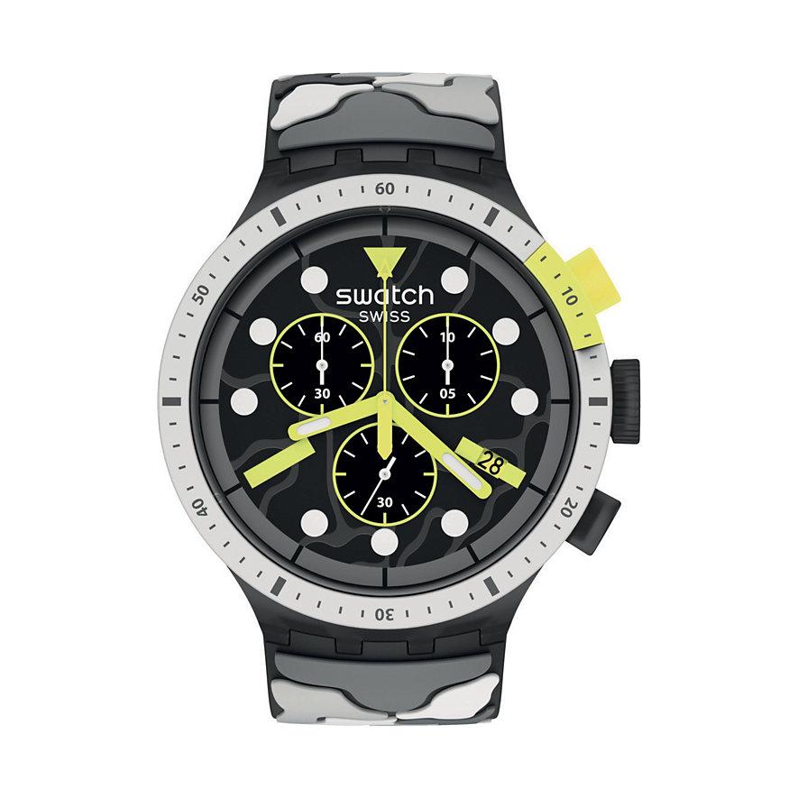 Swatch Unisexuhr SB02M400