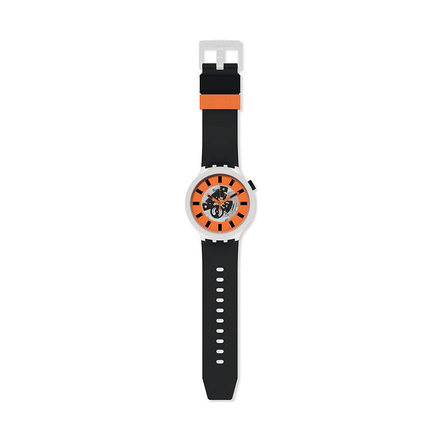 Swatch Unisexuhr SB03M104