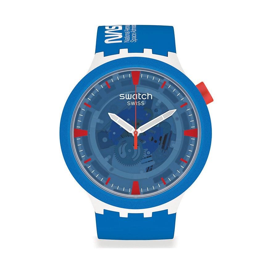 Swatch Unisexuhr SB03Z100