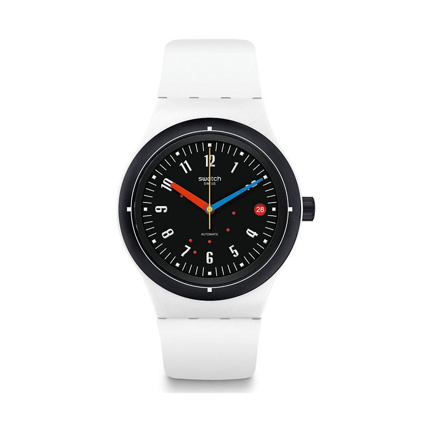 Swatch Unisexuhr Sistem Bau SUTW405