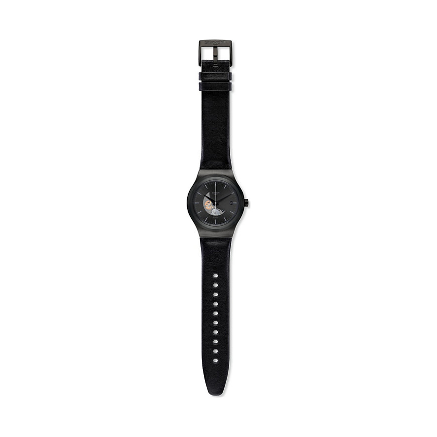 Swatch Unisexuhr Sistem Pilote YIB404