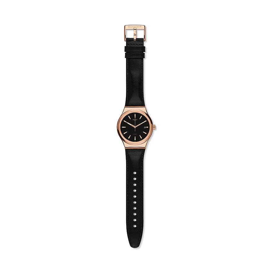 Swatch Unisexuhr Sistem Rosee YIG400